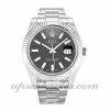 Hommes Rolex Datejust Ii 116334 Boîtier 41 MM Mouvement Automatique Cadran Noir